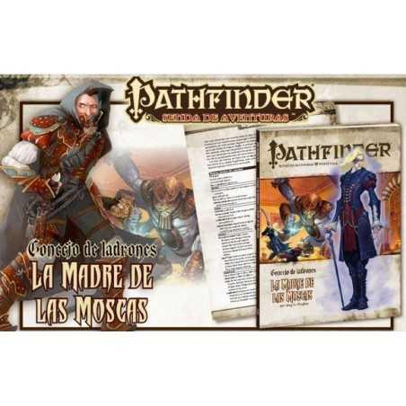 Pathfinder Concejo de ladrones 5: La Madre de las Moscas