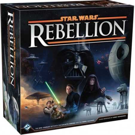 Star Wars REBELLION (English)