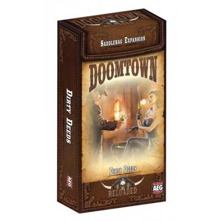 Saddlebag 7 Dirty Deeds Doomtown expansion