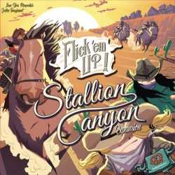 Stallion Canyon Flick 'em Up! Expansion