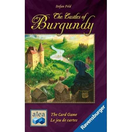 Castles of Burgundy The Card Game