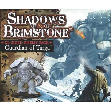 Guardian of Targa Shadows of Brimstone expansion
