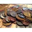 Metal Lira Coins (Viticulture/Tuscany)