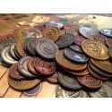 Monedas de metal Viticulture Tuscany