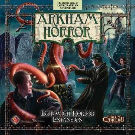 Arkham Horror: El Horror de Dunwich