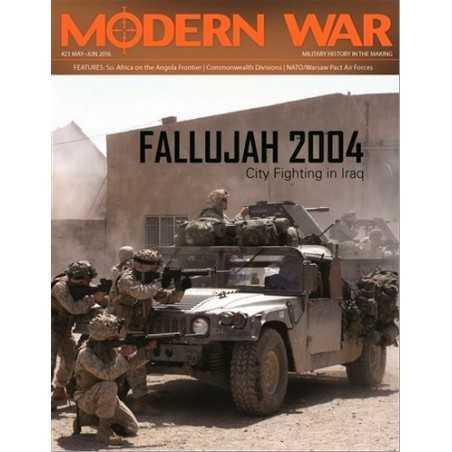 Modern War 23 Fallujah 2004: City Fighting in Iraq