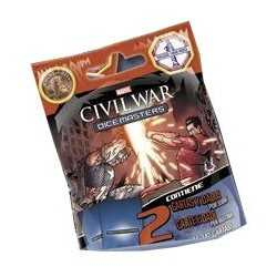 Marvel Dice Masters: SOBRES Civil War