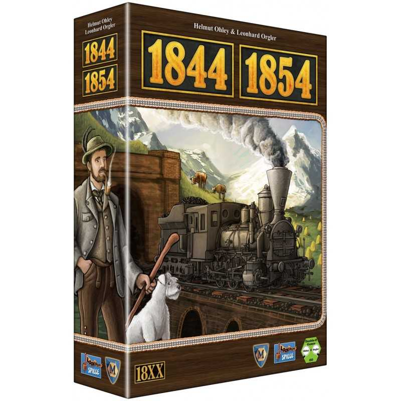 1844 - 1854
