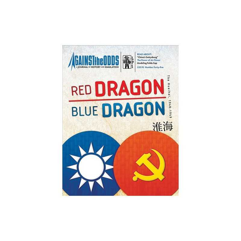 ATO 45 Red Dragon, Blue Dragon: The Huaihai 1948-49