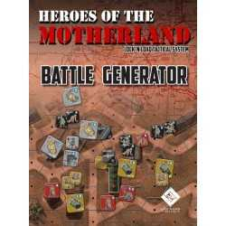 Heroes of the Motherland Battle Generator