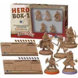 Zombicide: Black Plague Hero Box 1