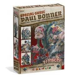 Special Guest: Paul Bonner Zombicide: Black Plague
