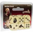 Bone Dice Zombicide: Black Plague