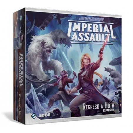 Regreso a Hoth Imperial Assault