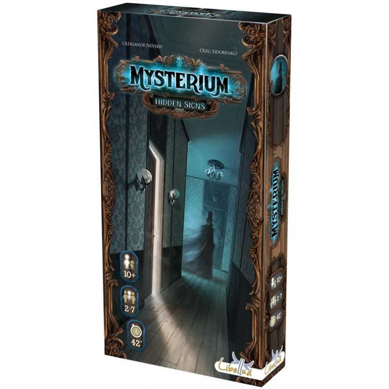 Mysterium expansion Hidden Signs
