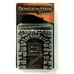 Dungeon Spain Pack accesorios 5: Marco y puerta