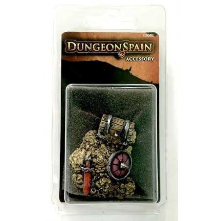 Dungeon Spain Pack de accesorios 6: Tesoro