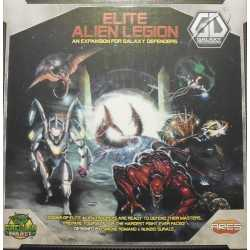 Elite Alien Legion Galaxy Defenders