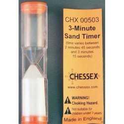Sand Timer - Three Minutes