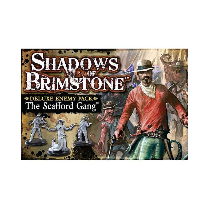 The Scafford Gang Shadows of Brimstone expansion