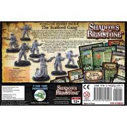 The Scafford Gang Shadows of Brimstone expansion