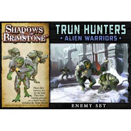Trun Hunters Shadows of Brimstone expansion