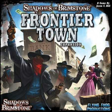 Frontier Town Shadows of Brimstone expansion