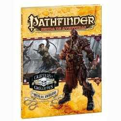 Pathfinder Calaveras y Grilletes 1: El motín de la amargura