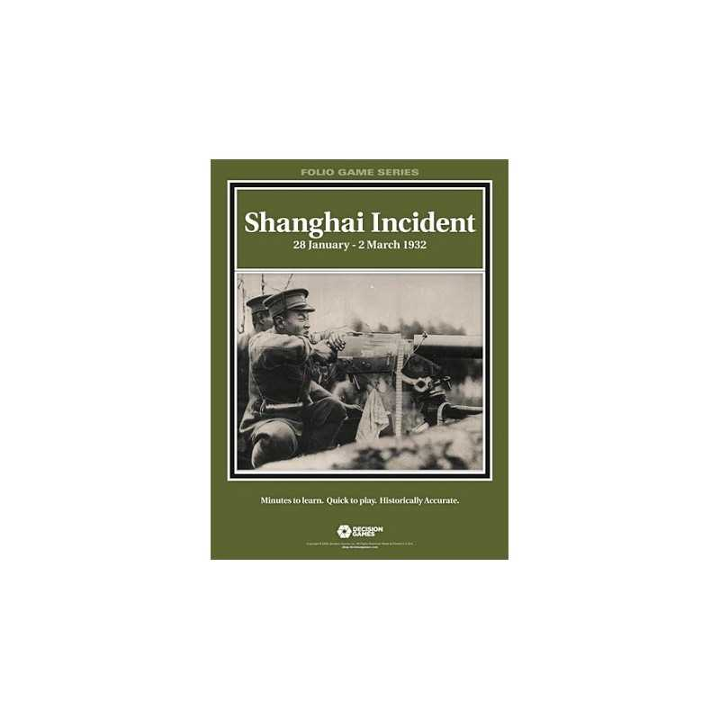 Shanghai Incident 1932