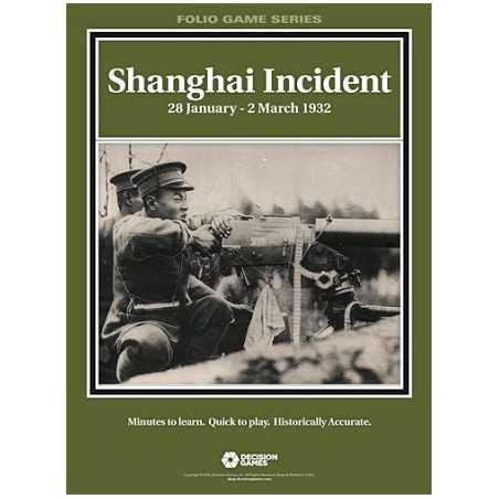 Shanghai Incident 1932