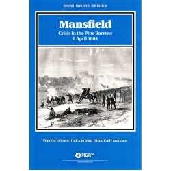 Mansfield Crisis in the Pine Barrens 8 April 1864