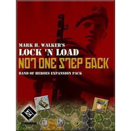 Lock 'n Load: Not One Step Back