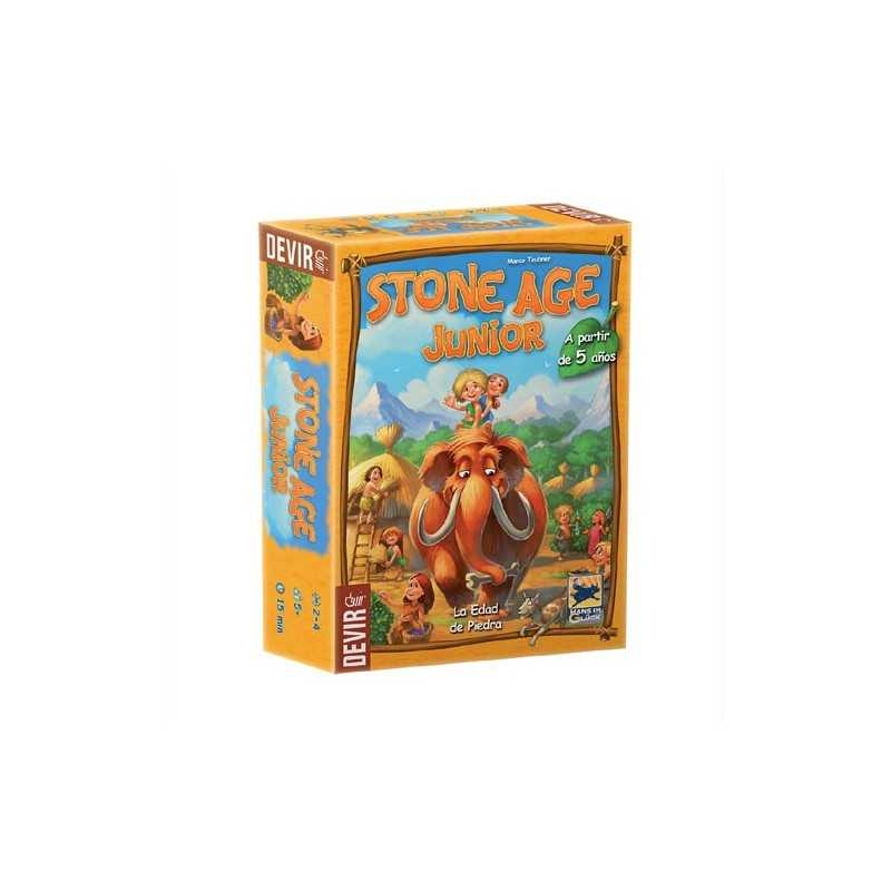 Stone Age Junior (German)