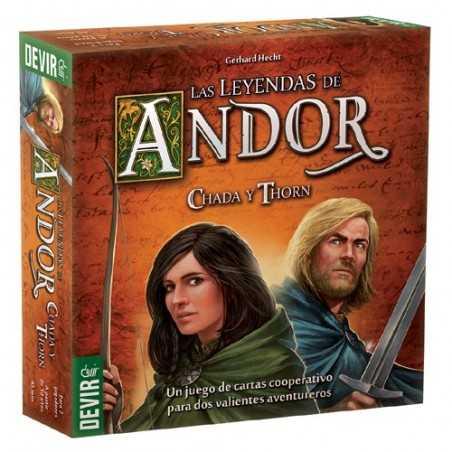 Andor Chada y Thorn