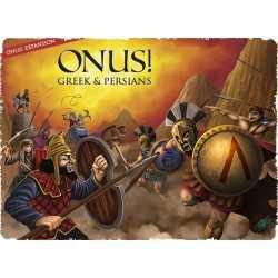 Onus Expansión Griegos y Persas
