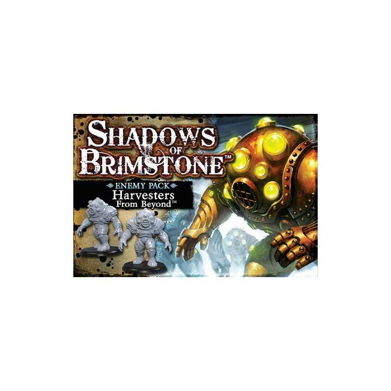 Harvesters Shadows of Brimstone expansion