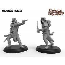 Trederran Raiders Shadows of Brimstone expansion