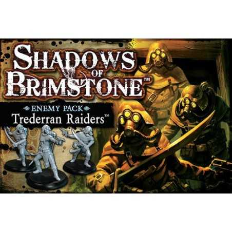 Trederran Raiders Shadows of Brimstone expansion