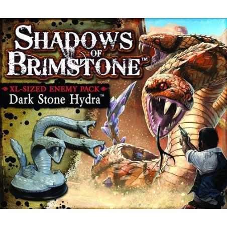 Dark Stone Hydra XL enemy pack Shadows of Brimstone expansion