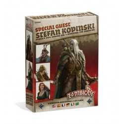 Special Guest: Stefan Kopinski Black Plague