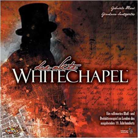 Die Akte Whitechapel (Sombras sobre Londres en alemán)