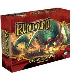 Runebound Caught in a Web expansion (English)