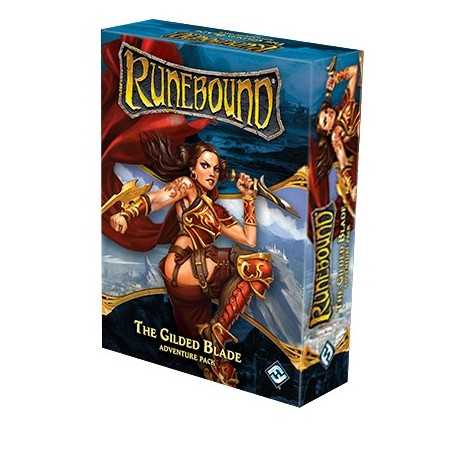 Runebound The Gilded Blade Adventure Pack (English)