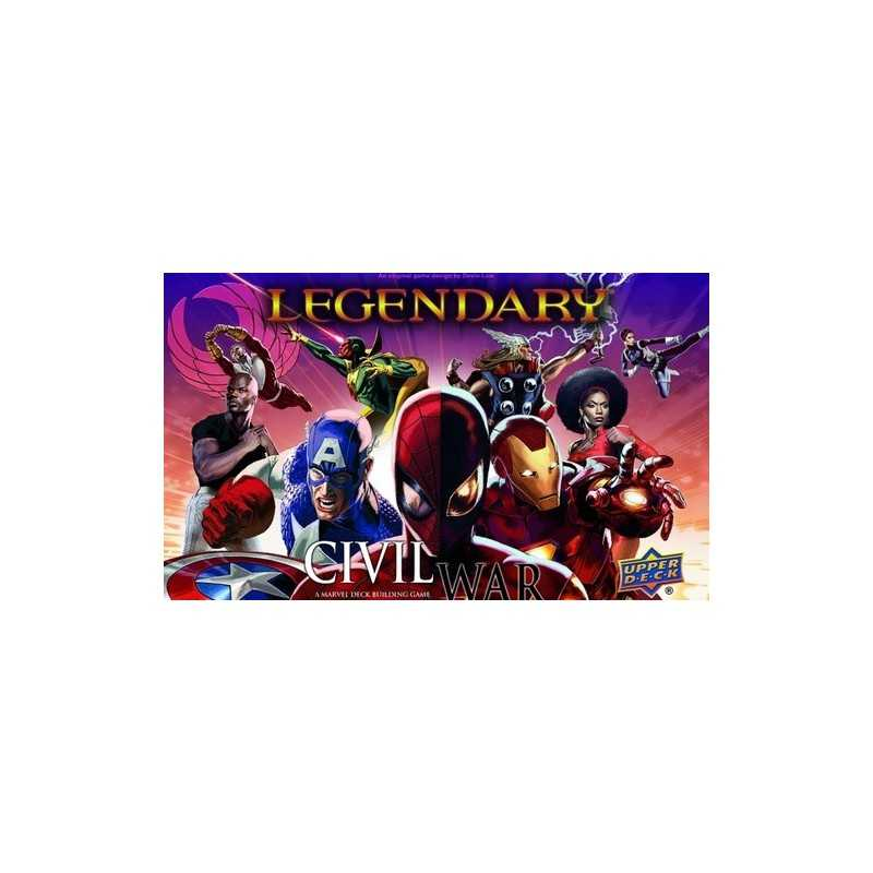 Legendary: Civil War