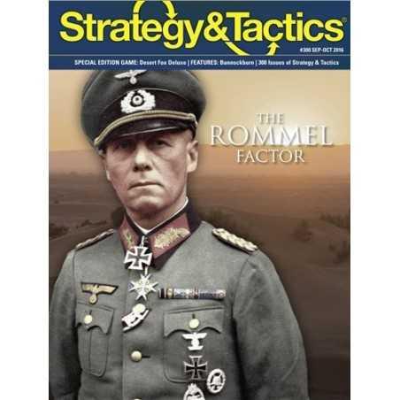Strategy & Tactics 300 Desert Fox Deluxe