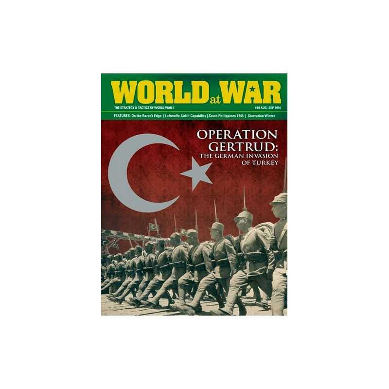 World at War 49 Operation Gertrud
