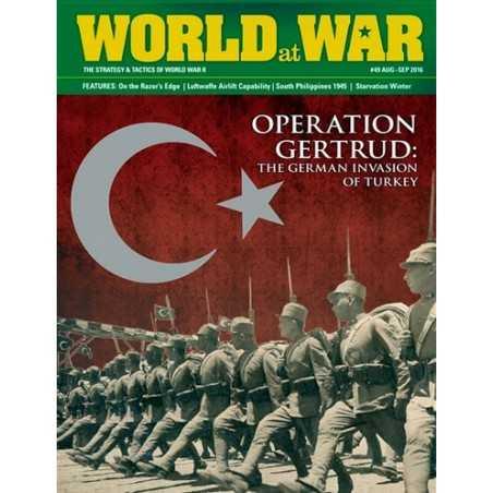 World at War 49 Operation Gertrud