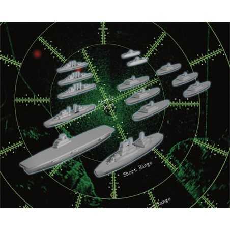 Gato Leader U Boat ship Miniatures