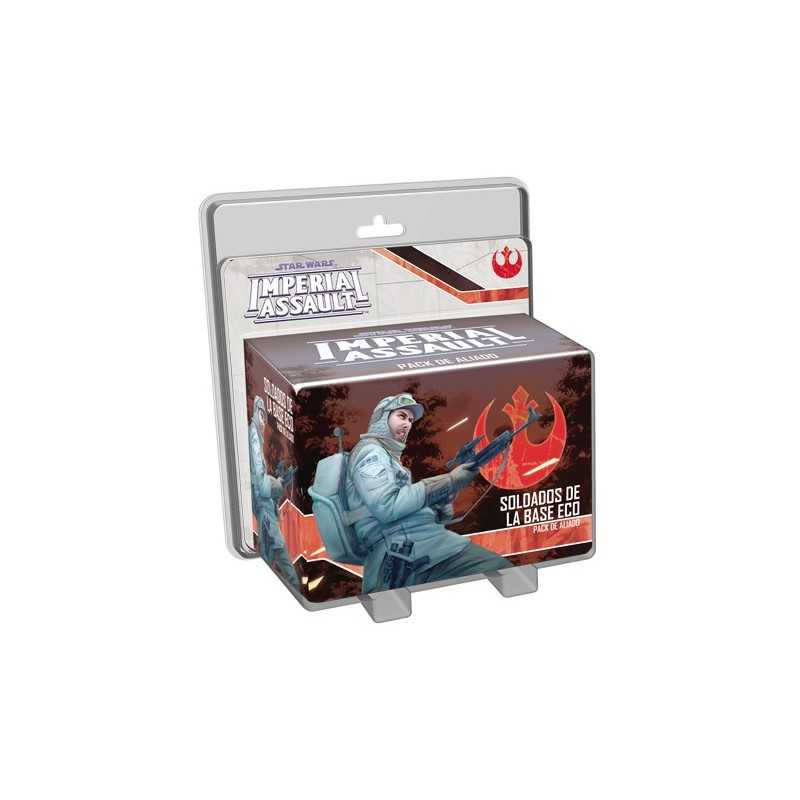 Soldados de la Base Eco STAR WARS Imperial Assault