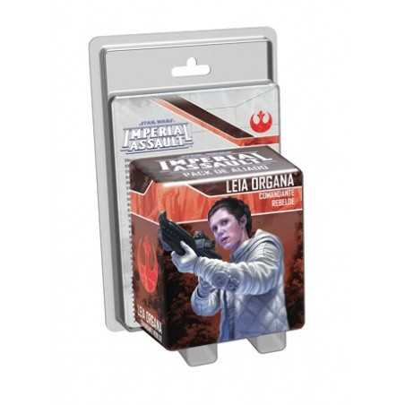 Princesa Leia STAR WARS Imperial Assault